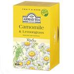 دمنوش گیاهی رازیانه-علف لیمو (تی بگ 20 عددی) احمد