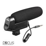 میکروفون شات گان بویا Boya BY-VM600 Shotgun Microphone