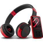 Energy Sistem Energy MP4 DJ 2 Ruby Red Multimedia Player