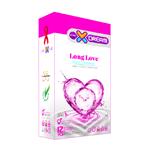 کاندوم لذت طولانی ایکس دریم  XDREAM LONG LOVE  بسته 12 عددی