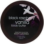کره بدن بادی لاکچری مدل Black Raspberry Vanilla مقدار 200 گرم