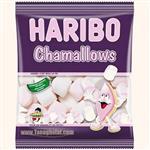 Haribo مارشمالو 150 گرمی مدل سفید و صورتی