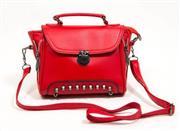 کیف پاسپورتی زنانه طرح گوچی GUCCI رنگ قرمز