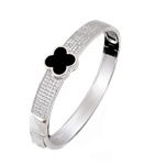 دستبند نقره زنانه ایتالیا اونیکس