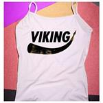 تاپ بندی دخترانه طرح Viking #2