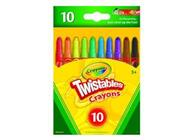 ماژیک CRAYOLA مدل 9715CR 10 Mini Twistables Crayons