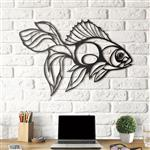 تابلو هوم لوکس طرح ماهی
