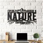 تابلو هوم لوکس طرح طبیعت