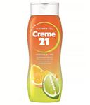 ژل شستشوی بدن پرتقال لیمو 250 میل کرم 21 - Creme21 Shower Gel