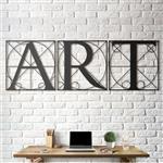 تابلو هوم لوکس طرح ART