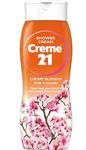 ژل شستشوی بدن شکوفه های گیلاس 250 میل کرم 21 - Creme21 Shower Gel