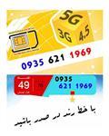 Irancell سیم کارت اعتباری ایرانسل 09356211969