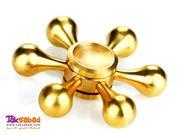 فیجت اسپینر فلزی 6 پره مولکولی
