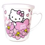 ماگ شیک پوش مدل Hello Kitty
