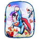 کوله پشتی مدرن کیف پارسیان مدل سوپرمن