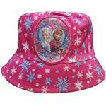 کلاه دخترانه طرح فروزن کد 1326