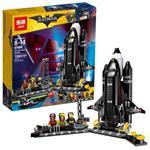 لگو سری بتمن  مدل 07098 Lepin 07098 Batman