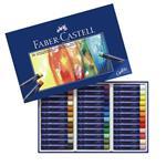 پاستل روغنی 36 رنگ فابر کاستل مدل Studio Quality