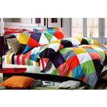 سرویس خواب کاوالی هوم مدل Rainbow دونفره 6 تکه