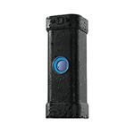 BrookStone Big Blue Unplugged Wireless Bluetooth Speaker
