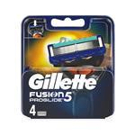 تیغ یدک ژیلت فیوژن پروگلاید 5 Gillette Fusion Proglide بسته 4 عددی