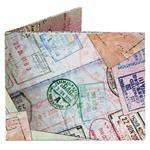 کیف پول کاغذی مایتی والت مدل Passport