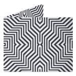 کیف پول کاغذی مایتی والت مدل  Geometric Grid
