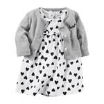 Carters 742 Girl Clothing Set