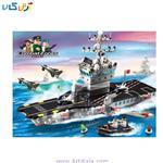 لگو ناو هواپیما برair craft carrier 826