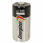 Energizer CR123 Lithium Battery