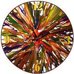 ساعت دیواری نقاشی سیتابلو مدل Ts60-10