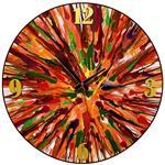 ساعت دیواری نقاشی سیتابلو مدل Ts60-22