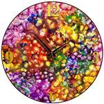 ساعت دیواری نقاشی سیتابلو مدل Ts60-21