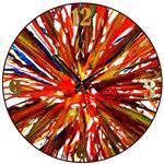 ساعت دیواری نقاشی سیتابلو مدل Ts60-15