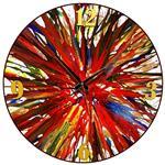 ساعت دیواری نقاشی سیتابلو مدل Ts60-13