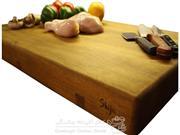 تخته گوشت حرفه ای چوب گردو شیجا