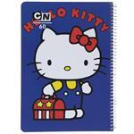 دفتر مشق ایده مدل  Hello kitty 100016