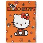دفتر مشق ایده طرح Hello Kitty