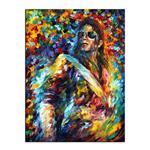 تابلو شاسی گالری آگاپه مدل T2 طرح Michael Jackson