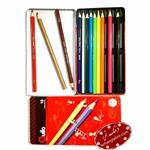 مداد رنگی 12 رنگ کوییلو