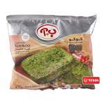 کوکو سبزی ب آ 470 گرمی 6 عددی