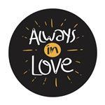 استیکر طرح Always in Love کد BSB-00101