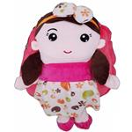 کوله پشتی عروسکی طرح دختربچه مدل 002