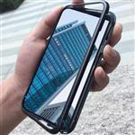 قاب مگنتی آهنربایی دو تیکه شفاف سامسونگ Note 8