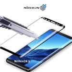 محافظ تمام صفحه دور چسب 3D Full Glass Galaxy Note 9
