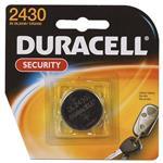 Duracell CR2430 Lithium Battery 72pcs