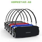 اسپیکر بلوتوث ضد آب و پاوربانک هاپ استار Hopestar A6 Bluetooth Speaker...