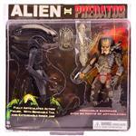 اکشن فیگور نکا سری بیگانه و پریداتور مدل Alien vs Predator Exclusive Pack بسته دو عددی