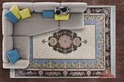 فرش ماشینی هایبالک برلیان طرح تینا کرم