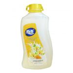مایع دستشویی کرمی با رایحه شیر و عسل 2 لیتری اوه